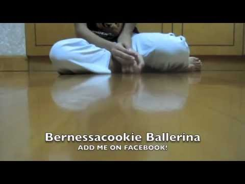 Ballet tutorials-How to stretch for Ballet