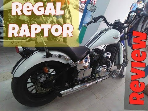 Regal Raptor Motorcycles Review in Bangladesh Bike Impression By Hridoy Chowdhury HD full VIDEO 2018
