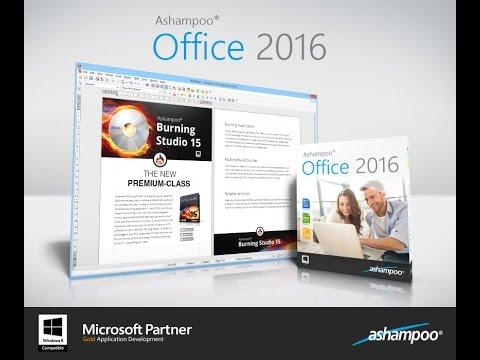 273. Παρουσίαση Ashampoo Office 2016 ! Μια εξαιρετική Εναλλακτική !