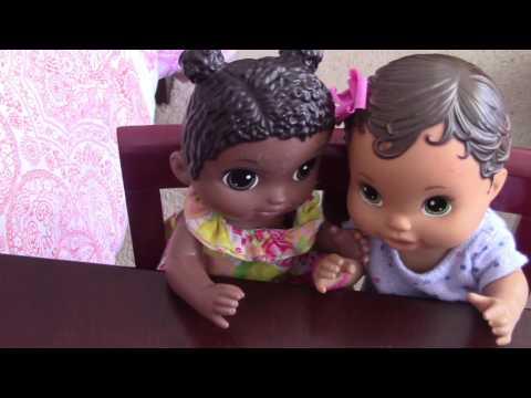 BABY ALIVE: RAVEN THROWS UP ON UKI IN SCH🙀🙀L!?