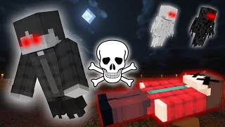 If You Respawned as a GHOST - Minecraft