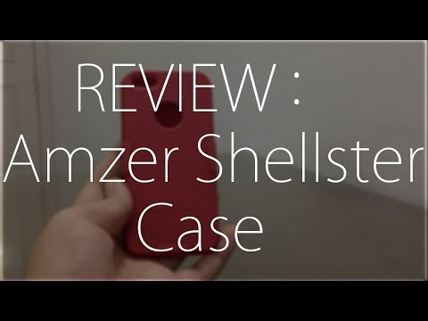Review :  Amzer Shellster Case For iPhone 5