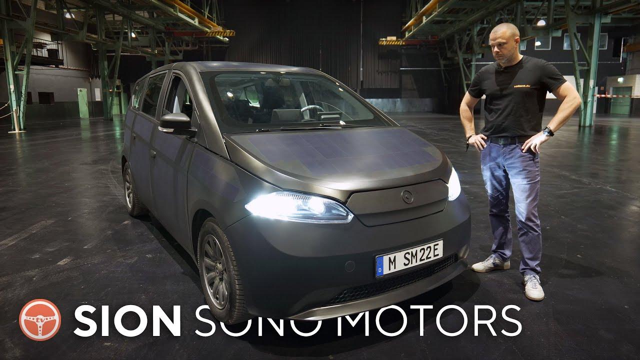 Toto auto môže VŠETKO zmeniť. Je Sion od Sono Motors revolúcia na akú čakáme? - volant.tv