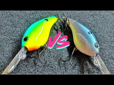 Choosing the RIGHT Deep Diving Crankbait for Late Summer