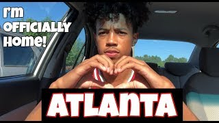 CHRIS IS OFFICIALLY MOVING BACK TO ATLANTA!!! (FOREVER)
