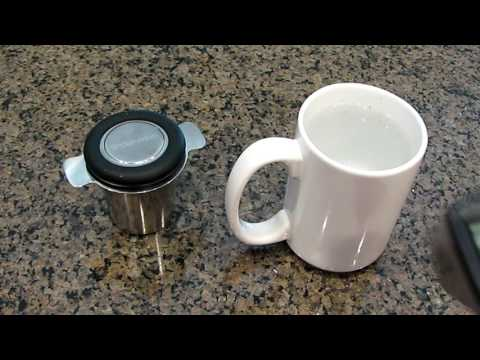 Simple Modern Tea Infuser 304 Stainless Steel Extra-Fine Best Brew-in-Mug