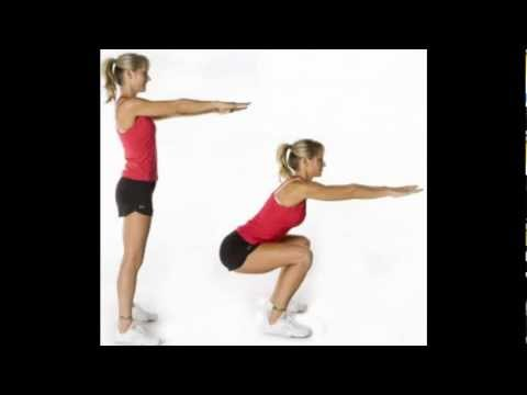 Butt Workout-How To Get A Firm Butt and Thighs With Easy Workout Routine