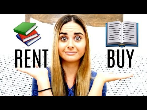 SHOULD YOU RENT OR BUY NURSING TEXTBOOKS?