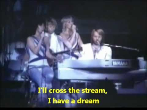 Abba - I have a dream (Lyrics)