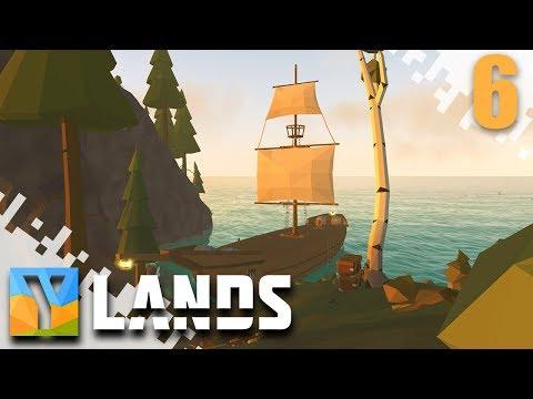 YLANDS - Building And SailingThe Big Ship! - EP06