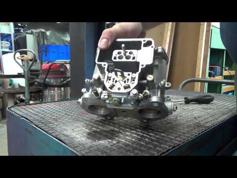 WEBER DCOE Vergaser / Doppelvergaser Teil3 - Funktion & Aufbau