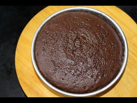 chocolate cake in cooker-प्रेशर कुकर में चॉकलेट केक बनाने कि विधि-how to make cake without oven