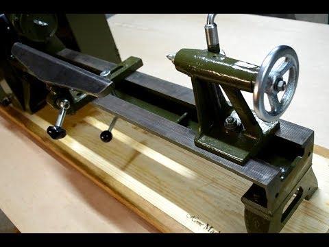 Wood lathe restoration
