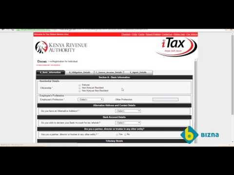 How To Register For Your KRA PIN