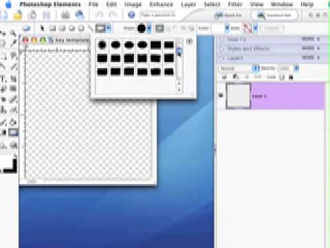 How to Make Tpye Key in PSE pt 1.mov