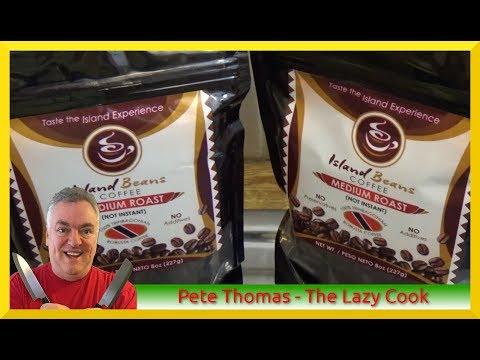 Island Beans Coffee from Trinidad & Tobago