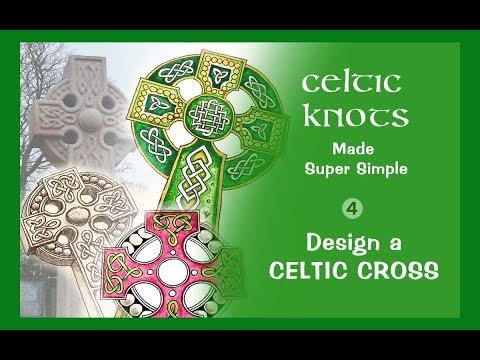 Design a Celtic Cross Intro : New Skillshare Class Coming (late June 2018)