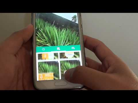 Samsung Galaxy S5: How to Add a Date / Time Stamp to a Photo