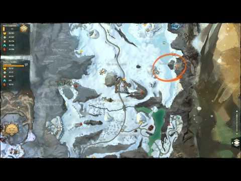 Guild Wars 2 - Counting 15 TASKS Wayfarer Foothills instead of 16.