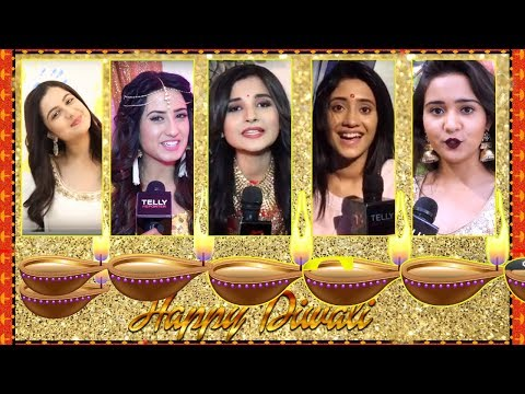 Xxx Mp4 HappyDiwali2018 Top Telly Stars Share Special Diwali Messages To Their Fans Telly Reporter 3gp Sex