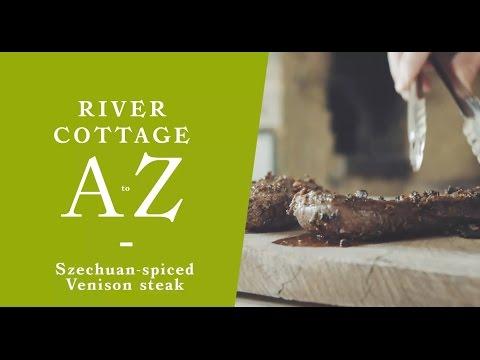 Szechuan spiced venison steak | Steve Lamb