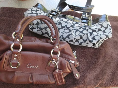DIY: How To Clean Your Designer Handbags - aSimplySimpleLife