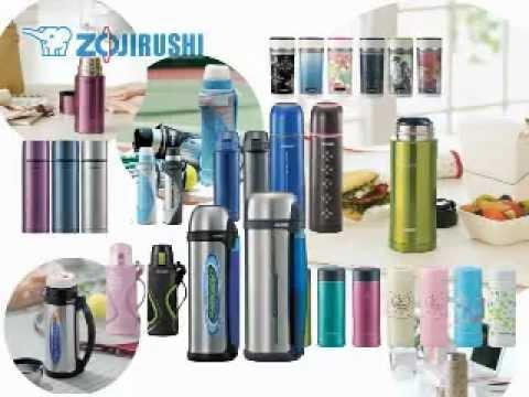 All About Zojirushi Vacuum Bottles Part 1