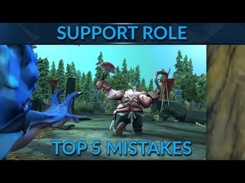 The 5 biggest mistakes supports make in the 3k Braket