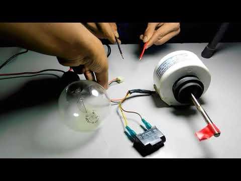 Blower Motor Testing