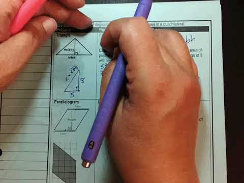 TSI-2 Geometry Review Notes p3