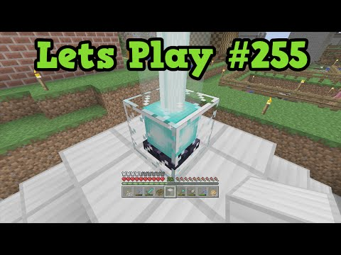 Minecraft Xbox 360 Lets Play #255 - LEVEL 4 Beacon Boat Build