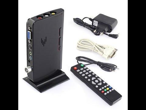 External TV BOX Digital Computer TV Program Receiver