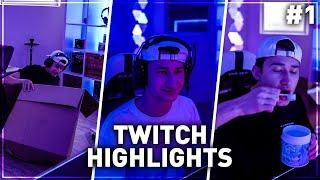 Die BESTEN & LUSTIGSTEN Momente | Twitch Stream Highlights Part 1