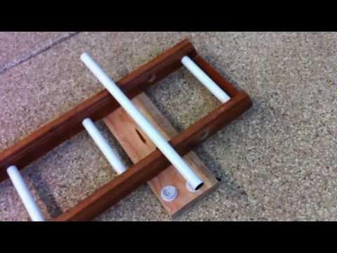 Build a Playhouse Kids Ladder