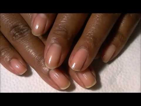 Watch My Nails Grow Naturally Long in LESS Than 2 Months!