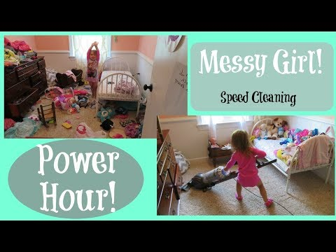 Toddler Room Power Hour