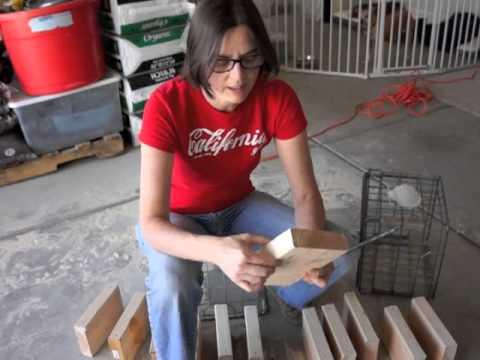 Mason Bee Build: DIY nest attracting Mason Bees!
