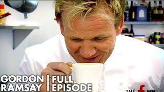 Gordon Ramsay Tries A Breast Milk Cappuccino | The F Word Full Episode
