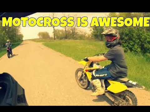 Dirt Bikes Are Awesome 2016