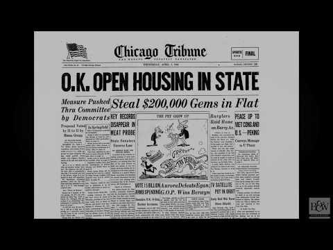 Celebrating the 50th Anniversary of Fair Housing