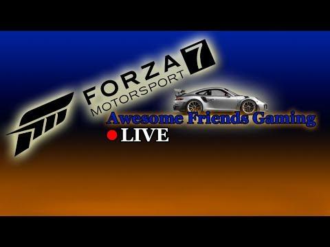More Singleplayer - Forza Motorsport 7 LIVE