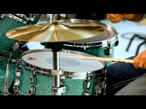 How to Play Snare Drum Beat Variations | Drumming