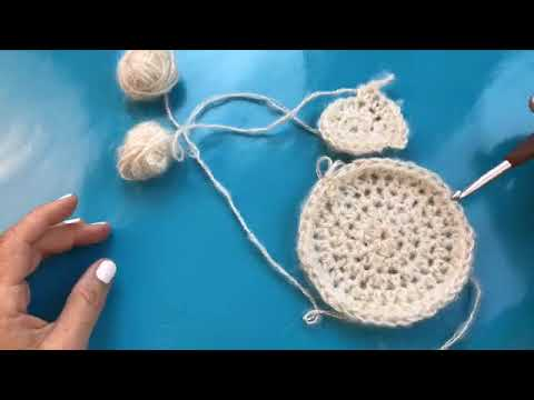 How to Crochet a Webbed Pumpkin Planter with Vickie Howell