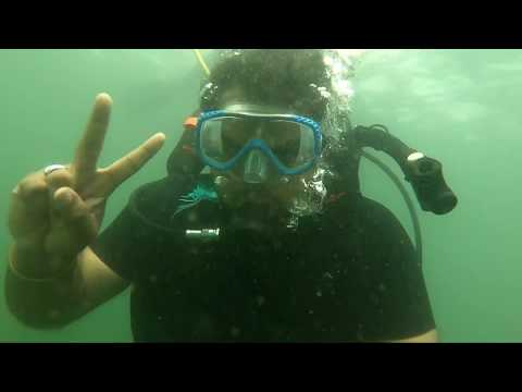 Scuba Diving Is Incredible Experience || First Time Scuba Diving || Scuba Diving Underwater Skills