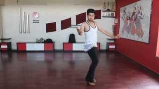 Arun Bhardwaj Male Bellydancer - Indian tribal school- India