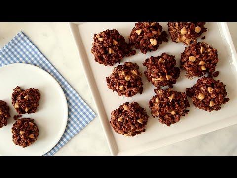 Crunchy Chocolate Treats- Martha Stewart