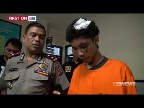 Bali Theft   9 News Perth