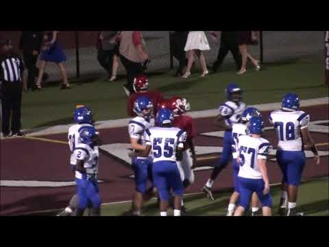 Auburn Middle School 8th Grade vs Prattville - Sept 28, 2017