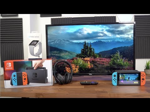 Best Holiday Tech Gifts 2018!