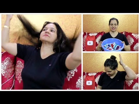 हेयर स्पा कैसे करें | HOW TO DO HAIR SPA AT HOME | DIY HAIR SPA FOR SOFT, SILKY AND SHINY HAIR